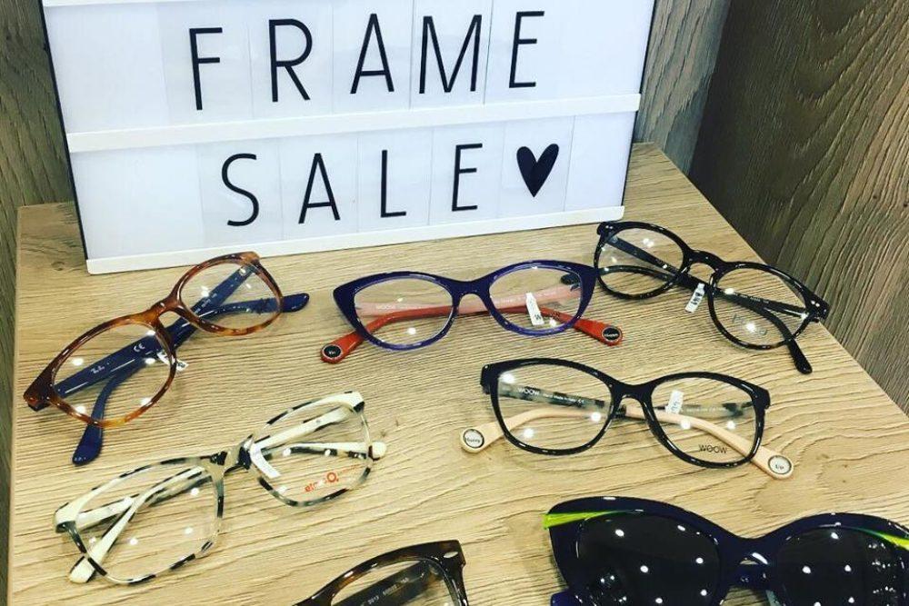 Designer Frame Sale